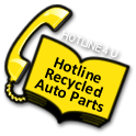 Just Wrecking Toyotas - Hotline Recycled Auto Parts Memeber
